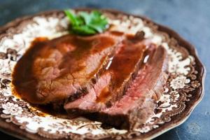 рецепт салата с говяжьей вырезки