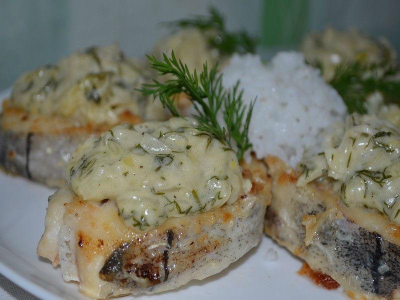 Рецепты только с рыбой пикши в фольге