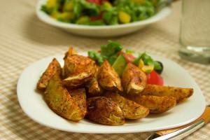 Гарнир из картошки