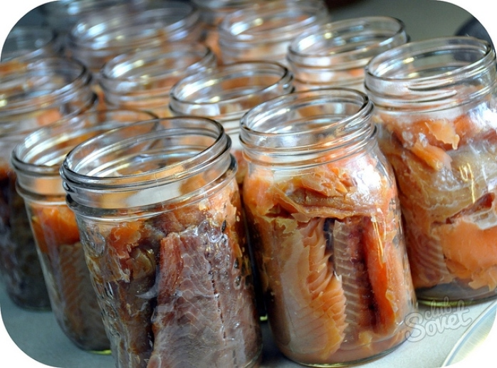 Консервы из мелкой рыбы в домашних условиях в банках