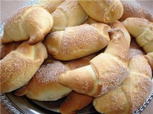 Творожные печенья