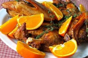 филе утки в духовке