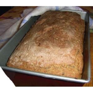 Хлеб из духовки