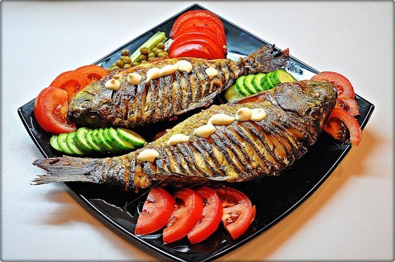 Рецепт блюда рыбы в духовке рецепты