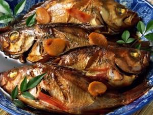 Копченая рыба в духовке