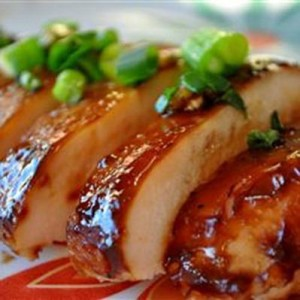 курица в соусе терияки