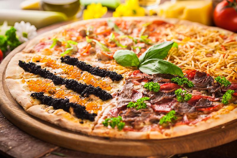 Лучшиеы итальянской пиццы