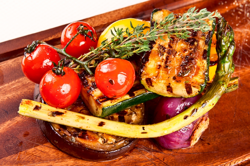 овощи в духовке запеченные рецепты брокколи