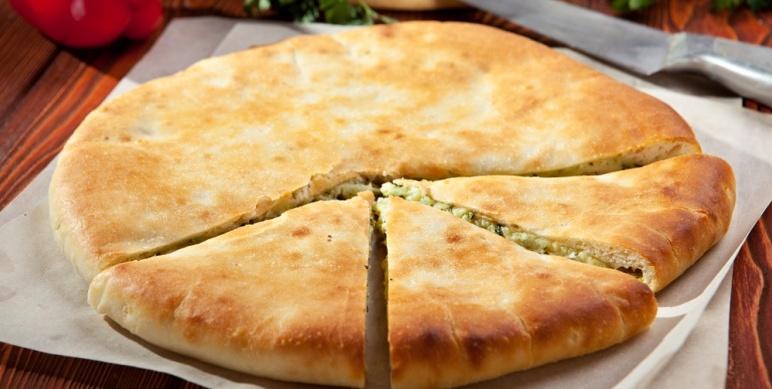 пирог с картошкой рецепт с фото пошагово в духовке
