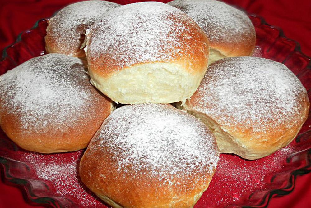Рецепты и картинки булочек