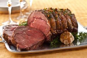 мясо в рукаве в духовке