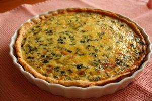 рецепт пирога с капустой в духовке