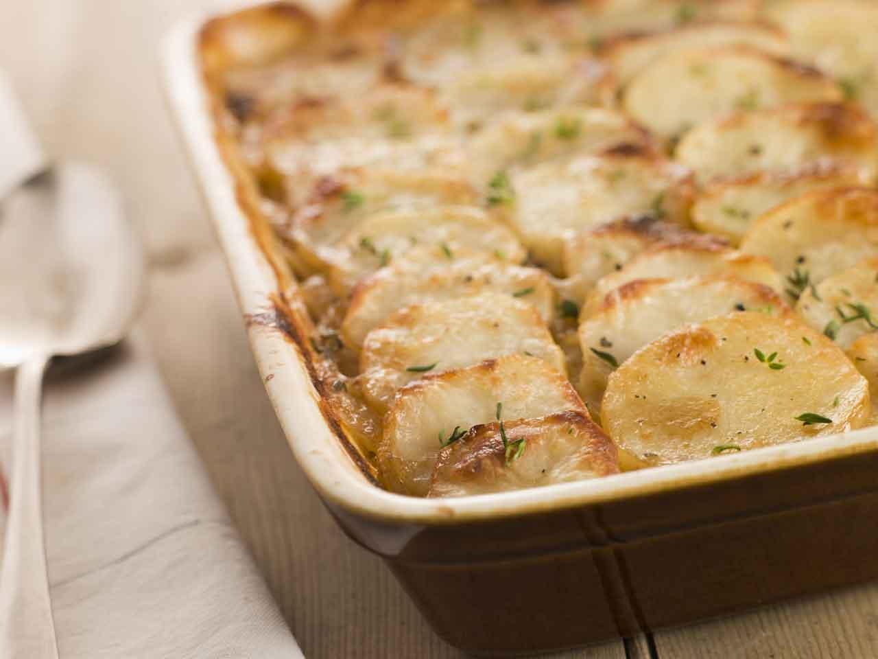 Как приготовить блюдо картофель в духовке