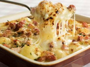 картошка по-французски в духовке