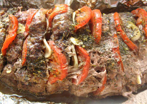 Мясо по-итальянски рецепт пошагово