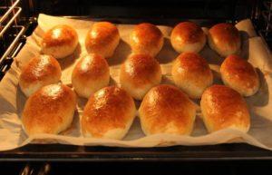 пирожки запекаемые в духовке