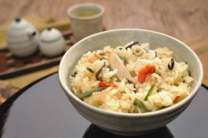 рис в духовке рецепт