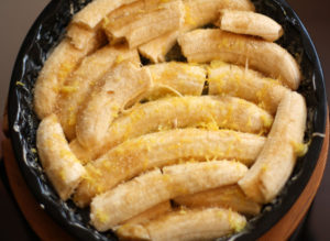 бананы в духовке рецепт