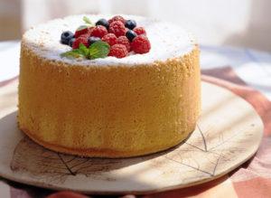 рецепт бисквита в духовке