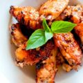 рецепт крылышек в духовке