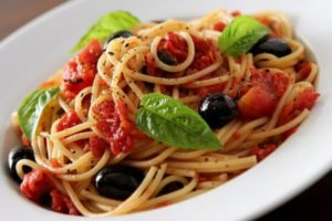 макароны по-сицилийски в духовке