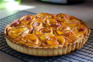 рецепт пирога с яблоками в духовке