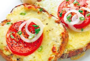 рецепты горячих бутербродов в духовке