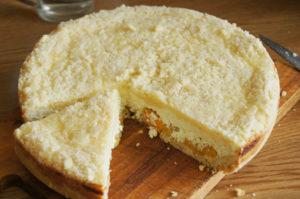 рецепт пирога с творогом в духовке