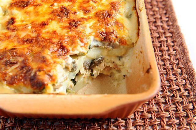 Куриное филе в духовке рецепт с картофелем