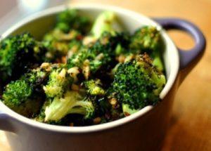 Рецепт брокколи в духовке
