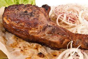 корейка свиная в духовке