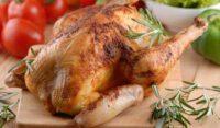 мясо курицы в духовке