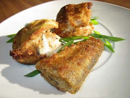 Салат из крабового мяса и риса рецепт