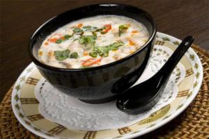 Суп в духовке