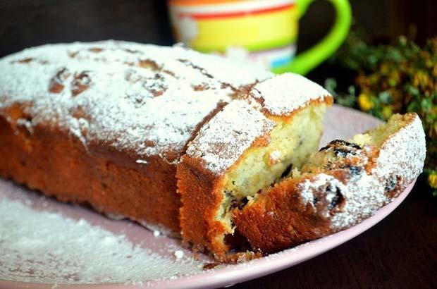 Творожный кекс быстро просто и очень вкусно