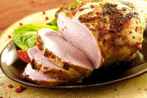 Окорок свиной в духовке