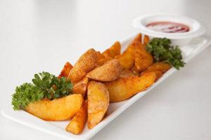 Картофель Айдахо рецепт в духовке