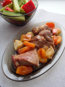 рецепт индейки запеченной в духовке