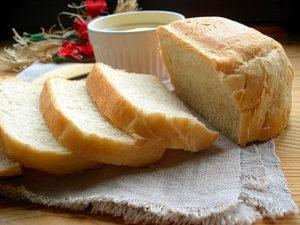 рецепт белого хлеба в духовке