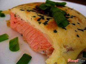 рыба под майонезом в духовке
