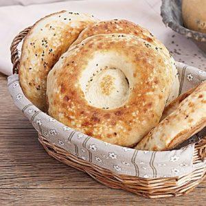 узбекские лепешки в духовке