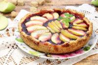 выпечка из яблок в духовке
