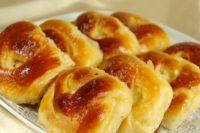 рецепт пирожков с творогом в духовке